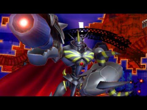 Black Omnimon Zwart!! Dark Knight DNA Digivolution ...