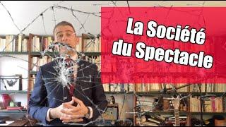 LPSR #5 - La société du spectacle - Guy Debord - Yann Kerninon