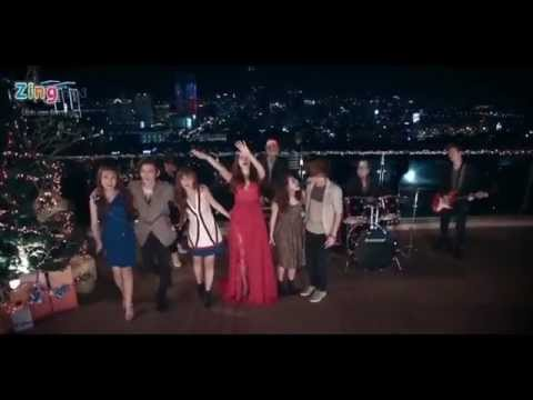 Liên Khúc Merry Christmas And Happy New Year - Hồ Ngọc Hà ft. Team Hồ Ngọc Hà