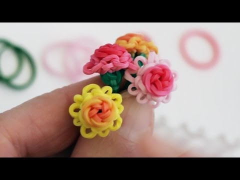 rainbow-loom™-mini-rose-in-bloom-charm-tutorial