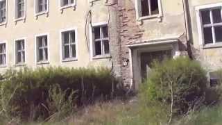 Вюнсдорф. Бывший штаб ГСВГ-ЗГВ. Апрель, 2014 год.