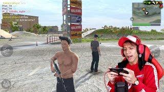 Wah Baru Nih ! GTA V Online Versi Mobile !