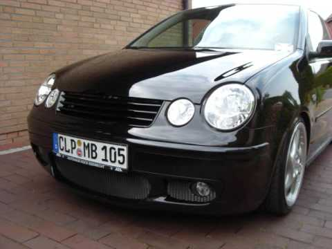 Mein Vw Polo 9n Clpmb105 Neu Youtube