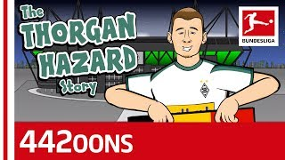 The Story Of Thorgan Hazard - Powered By 442oons