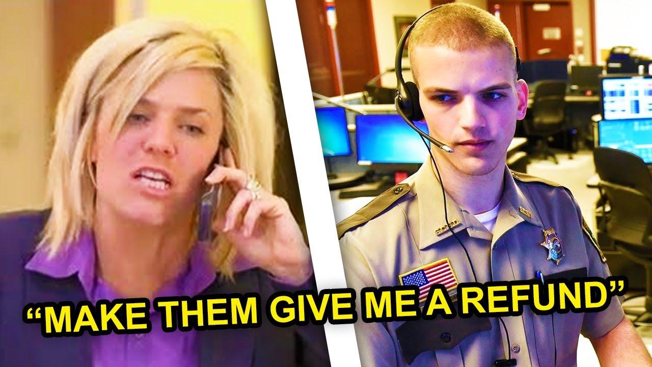 KAREN CALLS 911 OVER CHICKEN NUGGETS...
