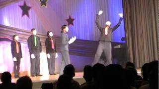 Mime performance: He has His hands on you by Marvin Sapp