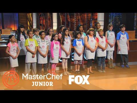 Alexander Returns To The Kitchen | Season 2 Ep. 1 | MASTERCHEF JUNIOR