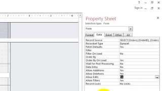 Data entry through forms is very user-friendly. However, you do not...
