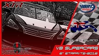VORC Series V8 Supercars @ Phillip Island - 6ª Etapa T2/2018