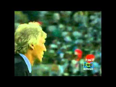 Pekerman Director Técnico de la Selección Colombia Bienvenido