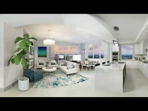Grandview at Bay Beach | Penthouse Residence – 360°