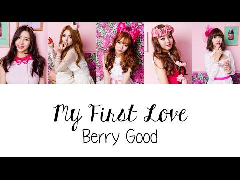 Berry Good (베리굿) - My First Love 내 첫사랑  (Colour Coded Lyrics) [Han/Rom/Eng]