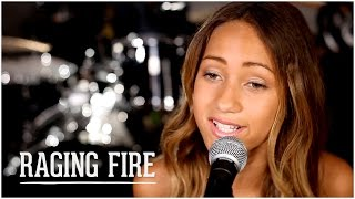 Phillip Phillips - Raging Fire (Acoustic Cover by Corey Gray ft. Skylar Stecker)