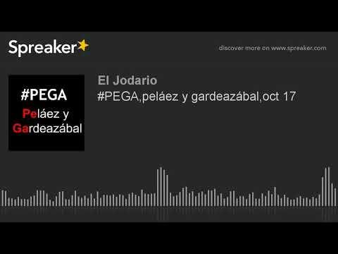 #PEGA,peláez y gardeazábal,oct 17