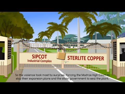 Tuticorin's Sterlite copper plant; was politics responsible for the violence?