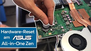 Anleitung: Hardware Reset am ASUS All in One (AiO) Zen