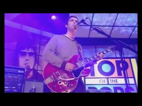 Oasis   Stop Crying your heart out Live