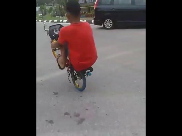 Kroni basikal part 2