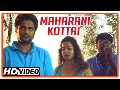 Maharani Kottai Tamil Movie | Scenes | Aani Princy Promises To Stay With Richard | Ashvin Raja