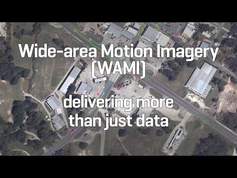 L3Harris Corporation - Wide-area Airborne Motion Imagery