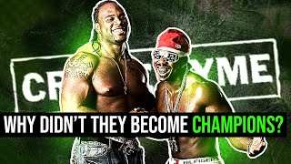 Cryme Tyme's Entertaining Yet Disappointing Run(2006-2010)