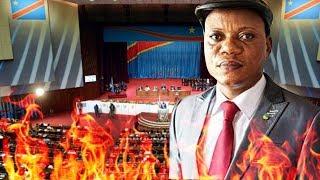 CRITIK INFOS: 18.04.2019 EYINDI NA ASSEMBLEE NATIONALE: KABUND ET MAYO CRACHENT SUR L'OPPOSITION