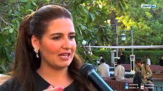 أحلى النحوم | حلقة  مع صاروخ السينما المصرية القادم الفنانة هنا شيحة بمناسبة فيلمها الجديد موجة حارة