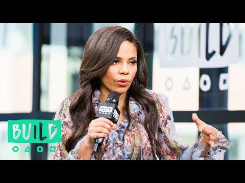 Sanaa Lathan Discusses The Training She Did To Play A Police Officer