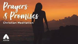 Sleep Meditation: Prayers \u0026 Promises (6 Hours)
