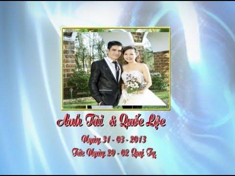 Đám cưới Anh Tài và Quốc Lộc