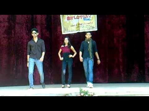 Birlotsav- Fashion Show, In Birla College, Kalyan