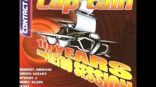 cap tain 10 years retro session 2 robert armani watch it