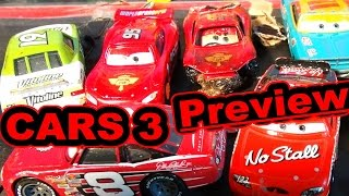 CARS 3 Official Trailer Preview Disney Parody with Lightning McQueen