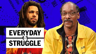 J. Cole Considering Retirement? Juice WRLD Scores Biggest Debut, Snoop Vs. DMX | Everyday Struggle