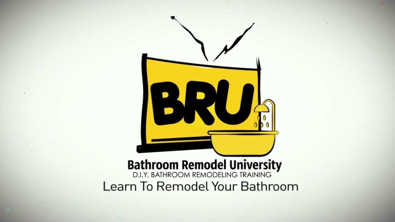 Bathroom Remodeling University bathroom remodel university - youtube
