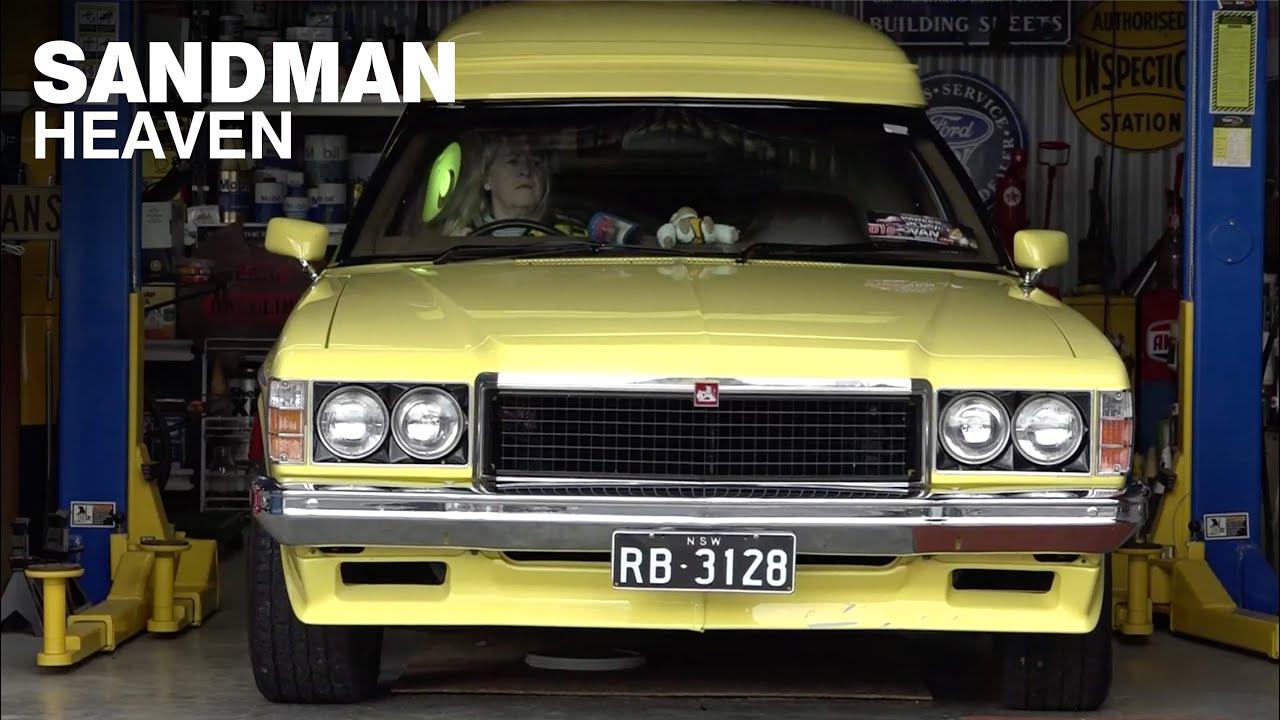 Sandman Heaven in Parks NSW: Classic Restos - Series 47