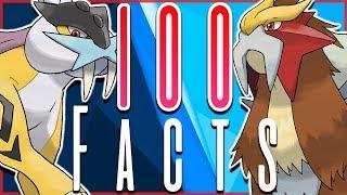 100 Facts About EVERY Johto Pokémon - Part 2