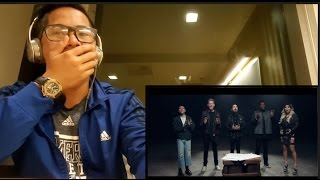 [OFFICIAL VIDEO] Imagine - Pentatonix REACTION! (PENTAHOLIC ALERT)