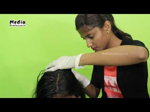 Aroma hair fall treatment | Jeya Santha - Divine Care | கூந்