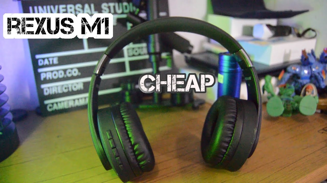 Headphone Bluetooth Keren Termurah Rexus M1 Review Coolreview Gaming Headset