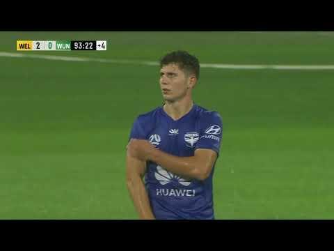 Hyundai A-League 2019/20: Round 20 - Wellington Phoenix V Western United FC (Full Game)