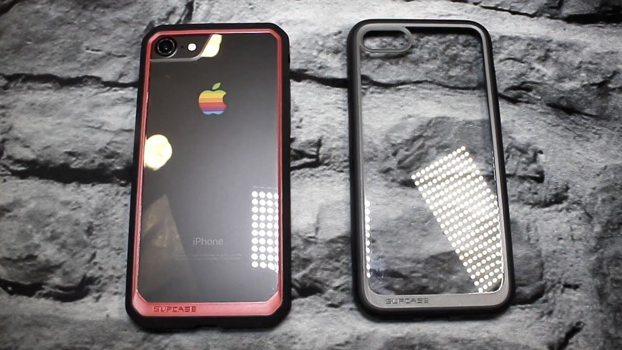 00c247b4e34 SUPCASE Unicorn Beetle || iPhone 7 - YouTube