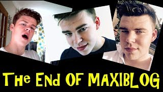 The End Of MaxiBlog?