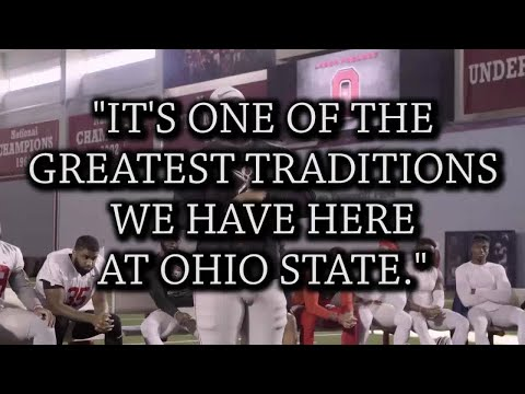 The Journey: Ohio State's 'Senior Tackle' Tradition