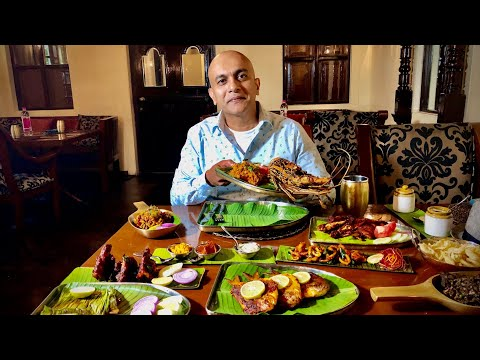 Tasting 14 COASTAL DELICACIES At KARAVALLI Bengaluru |LOBSTER, CRAB, PRAWN, OCTOPUS, POMFRET & More!
