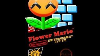 Flower Mario Hack - SMB