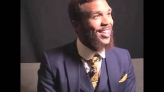 Jidenna's Interview: The trash he said about Nigeria - Pt. 1