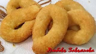 Хрустящее итальянское сахарное печенье-очень сливочное/Sugar crispy cookies