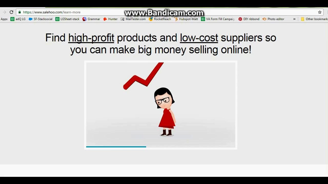 Salehoo Wholesale & Dropship