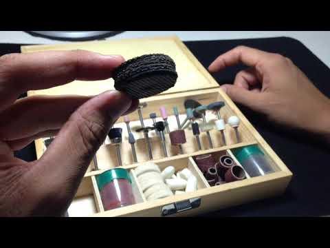 Unboxing Micro Retifica Dremel 4000 Com 36 Acessórios 3